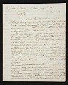 View John Vanderlyn, Paris, France letter to J. B. (John B.) Murray, New York, N.Y. digital asset number 0