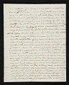 View John Vanderlyn, Paris, France letter to J. B. (John B.) Murray, New York, N.Y. digital asset number 1