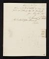 View Samuel Waldo, London, England letter to John Trumbull, New York, N.Y. digital asset number 2