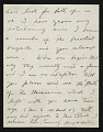 View Harry W. (Harry Willson) Watrous, New York, N.Y. letter to Thomas B. (Thomas Benedict) Clarke digital asset number 1