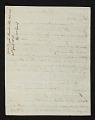 View William Edward West, New Orleans, La. letter to unidentified recipient digital asset number 1