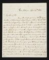 View Benjamin West, New Orleans, La. letter to John Trumbull, New York, N.Y. digital asset number 0