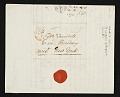 View Benjamin West, New Orleans, La. letter to John Trumbull, New York, N.Y. digital asset number 3