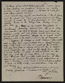 View Oscar Bluemner letter to John Davis Hatch digital asset number 2