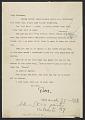 View Arthur Garfield Dove letter to Oscar Bluemner digital asset number 0