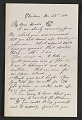 View Frederic Edwin Church letter to Martin Johnson Heade digital asset number 0