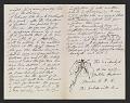 View Frederic Edwin Church letter to Martin Johnson Heade digital asset number 1