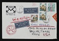 View Vittore Baroni mail art to John Held Jr. digital asset: envelope