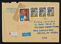 View Gyorgy Galan'ntai and Julia Klaniczay mail art digital asset: envelope