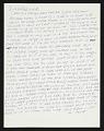 View Howard Finster letter to Herbert Waide Hemphill digital asset number 0