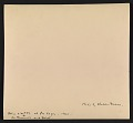 View William Penhallow Henderson and his wife Alice in Las Vegas digital asset: verso