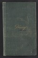 View William Penhallow Henderson diary digital asset: cover