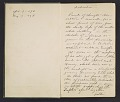 View William Penhallow Henderson diary digital asset: pages 2