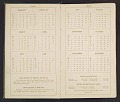 View William Penhallow Henderson diary digital asset: pages 3