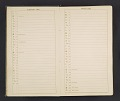 View William Penhallow Henderson diary digital asset: pages 5