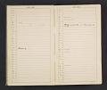 View William Penhallow Henderson diary digital asset: pages 6