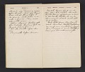 View William Penhallow Henderson diary digital asset: pages 13