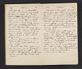 View William Penhallow Henderson diary digital asset: pages 15