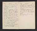 View William Penhallow Henderson diary digital asset: pages 17
