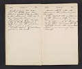View William Penhallow Henderson diary digital asset: pages 19