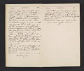 View William Penhallow Henderson diary digital asset: pages 20
