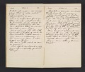 View William Penhallow Henderson diary digital asset: pages 22