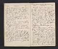 View William Penhallow Henderson diary digital asset: pages 24
