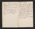 View William Penhallow Henderson diary digital asset: pages 25