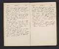 View William Penhallow Henderson diary digital asset: pages 27