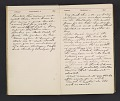 View William Penhallow Henderson diary digital asset: pages 28