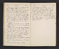 View William Penhallow Henderson diary digital asset: pages 40