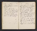 View William Penhallow Henderson diary digital asset: pages 50