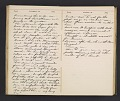 View William Penhallow Henderson diary digital asset: pages 54