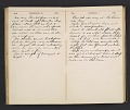 View William Penhallow Henderson diary digital asset: pages 70