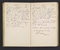 View William Penhallow Henderson diary digital asset: pages 89