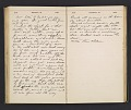 View William Penhallow Henderson diary digital asset: pages 97