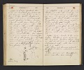 View William Penhallow Henderson diary digital asset: pages 105