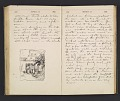 View William Penhallow Henderson diary digital asset: pages 107