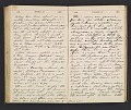 View William Penhallow Henderson diary digital asset: pages 111