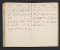 View William Penhallow Henderson diary digital asset: pages 116