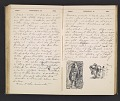 View William Penhallow Henderson diary digital asset: pages 126