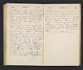 View William Penhallow Henderson diary digital asset: pages 127