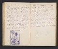 View William Penhallow Henderson diary digital asset: pages 134