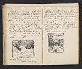 View William Penhallow Henderson diary digital asset: pages 135