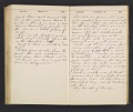 View William Penhallow Henderson diary digital asset: pages 141