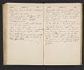 View William Penhallow Henderson diary digital asset: pages 153