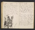 View William Penhallow Henderson diary digital asset: pages 156
