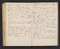 View William Penhallow Henderson diary digital asset: pages 163