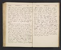 View William Penhallow Henderson diary digital asset: pages 168