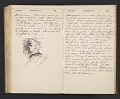 View William Penhallow Henderson diary digital asset: pages 182